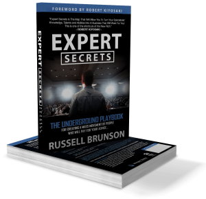 Russell Brunson Book 30 Days