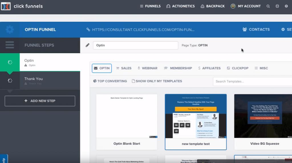 clickfunnels-dashboard